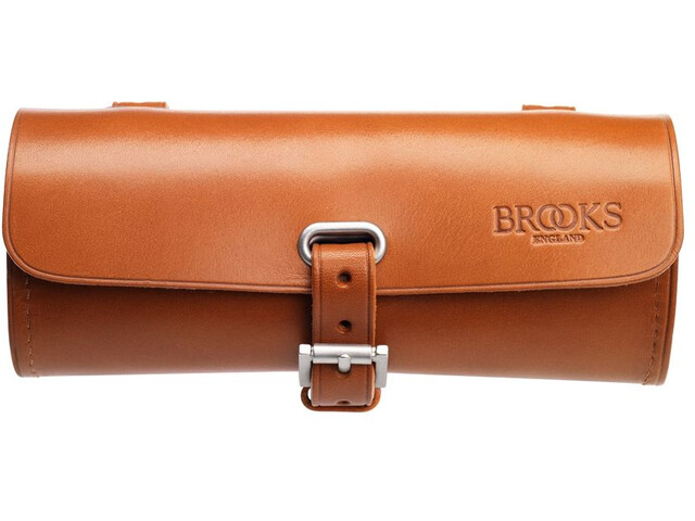 Brooks Challenge Saddle Bag honey